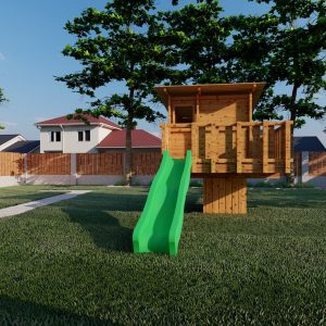 aangepast huisje xl standaard tuin_1 – Foto