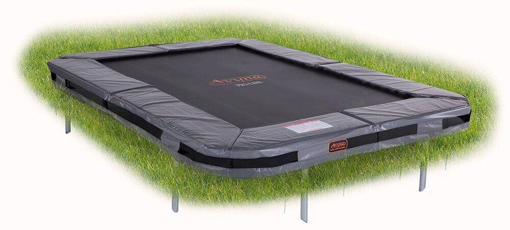 trampoline rechthoekig, Trampoline rechthoekig